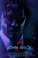 John Wick: Chapter Two (2017) movie poster #1439047