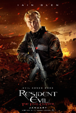 Resident Evil The Final Chapter Movie Poster 1439076