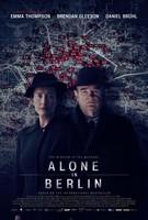 Alone in Berlin movie poster