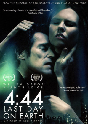 4:44 Last Day on Earth poster #1439130