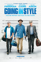 Going in Style (2017) movie poster #1439203