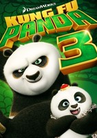 Kung Fu Panda 3 (2016) movie poster #1466131