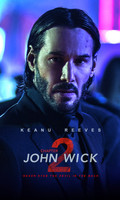 John Wick: Chapter Two (2017) movie poster #1466242