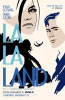 La La Land (2016) movie poster #1466496
