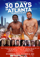 30 Days in Atlanta movie poster