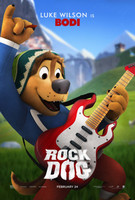 Rock Dog (2016) movie poster #1466737