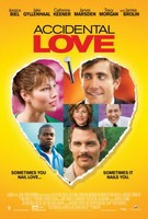 Accidental Love movie poster