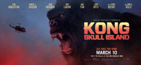 Kong: Skull Island (2017) movie poster #1466897