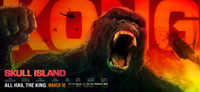 Kong: Skull Island (2017) movie poster #1466898