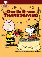 A Charlie Brown Thanksgiving movie poster