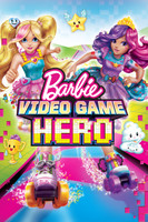Barbie Video Game Hero movie poster