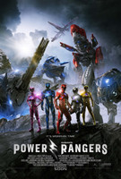 Power Rangers (2017) movie poster #1467234