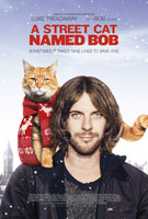 A Street Cat Named Bob movie poster