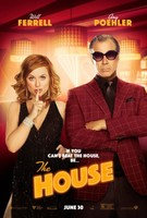 The House (2017) movie posters
