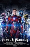 Power Rangers (2017) movie poster #1467430