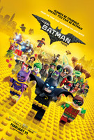 The Lego Batman Movie (2017) movie poster #1467501