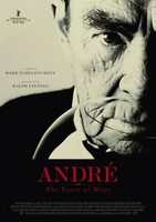 André movie poster