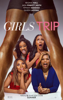 Girls Trip (2017) movie poster #1467710