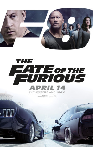 The Fate of the Furious poster #1467750