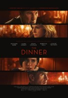 The Dinner (2017) movie poster #1467782