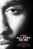 All Eyez on Me (2017) movie posters