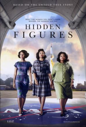 Hidden Figures poster #1467826