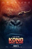 Kong: Skull Island (2017) movie poster #1467894
