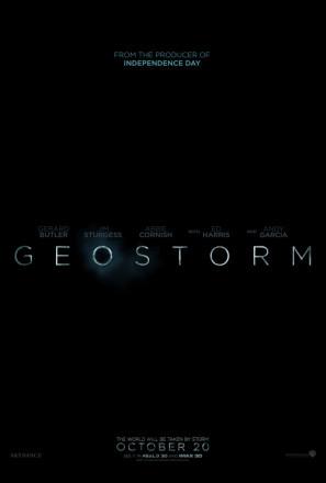 Geostorm poster #1467936