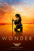 Wonder Woman (2017) movie poster #1467971