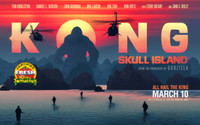 Kong: Skull Island (2017) movie poster #1467974