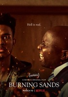 Burning Sands movie poster