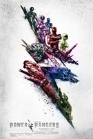 Power Rangers (2017) movie poster #1468035