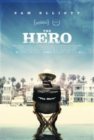 The Hero (2017) movie posters