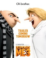 Despicable Me 3 (2017) movie poster #1468060
