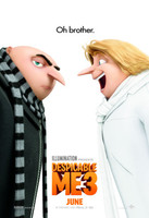 Despicable Me 3 (2017) movie poster #1468097