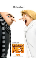 Despicable Me 3 (2017) movie poster #1468103