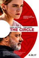 The Circle (2017) movie poster #1468130
