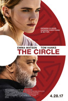 The Circle (2017) movie poster #1468134