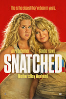 Snatched (2017) movie poster #1468217