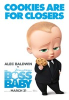 The Boss Baby (2017) movie poster #1468219