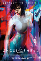 Ghost in the Shell (2017) movie poster #1468221