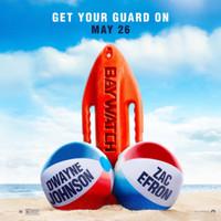 Baywatch (2017) movie poster #1468274