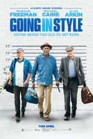 Going in Style (2017) movie poster #1468275