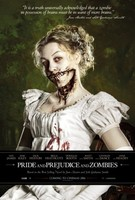 Pride and Prejudice and Zombies (2016) movie poster #1468288