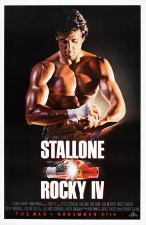 Rocky IV poster #1468316