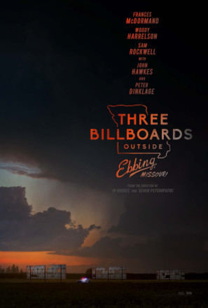 Three Billboards Outside Ebbing, Missouri poster #1468340