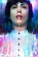 Ghost in the Shell (2017) movie poster #1468357