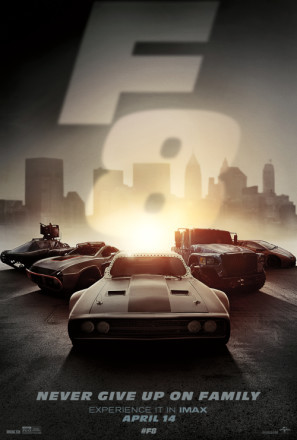 The Fate of the Furious poster #1468374