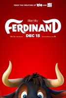Ferdinand (2017) movie posters