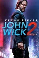 John Wick: Chapter Two (2017) movie poster #1468479